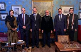 رئيس الأعلى للمصالحة الوطنية الأفغانية يشيد بدور الأزهر في نشر الفكر الوسطي ونبذ التطرف |صور