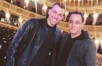 أبطال «الوصية» الليلة مع رامي رضوان على دي إم سي