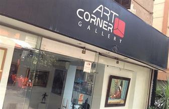 """افتتاح معرض """"كميت 2"""" للفنان أيمن قدري في آرت كورنر.. الليلة"""