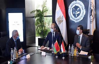 الهيئة العامة للاستثمار: ترتيب لزيارة كبرى للشركات البيلاروسية لمصر