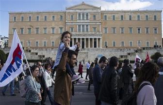 الإضراب يشل حركة وسائل النقل العام والعبارات والقطارات في اليونان
