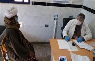 الكشف على 1700 في قافلة طبية شاملة في قرية  دار السلام بدمياط | صور