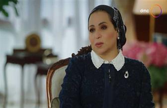 معتز عبد الفتاح: انتصار السيسي سيدة راقية ونموذج مشرف للمرأة المصرية| فيديو