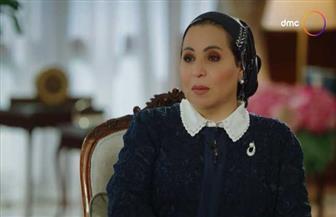 مارجريت عازر: حوار قرينة الرئيس السيسي لمس  قلوب المصريين