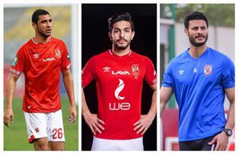 جلسات من الشناوي وربيعة وأشرف مع لاعبي الأهلي