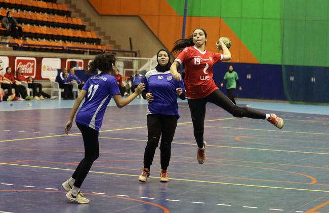 أخبار  الأهلي اليوم سيدات اليد يواجهن حلوان الرياضي في بطولة منطقة القاهرة
