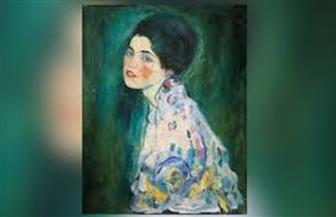 عرض لوحة للرسام «كليمت» في إيطاليا بعد 23 عاما من فقدها