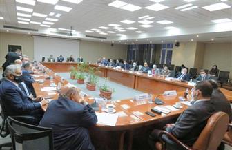 وزير المالية: دراسة مقترحات رجال الأعمال لتنشيط السياحة والتصدير تمهيدا لإقرارها / صور