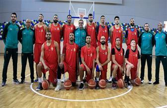مصر تحقق ثانى انتصاراتها فى تصفيات إفريقيا لكرة السلة على الرأس الأخضر