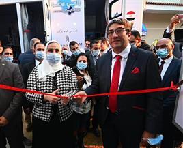 «التضامن» تشهد افتتاح المقر الجديد لمؤسسة «راعي مصر».. وتدشن 6 عيادات طبية متنقلة | صور