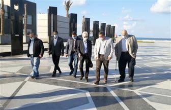السفير الياباني بالقاهرة يقوم بزيارة ميدانية إلى مدينة العلمين الجديدة| صور