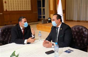 """الصحة تعلن من الأقصر تسجيل """"نرعاك فى مصر"""" علامة تجارية مصرية"""