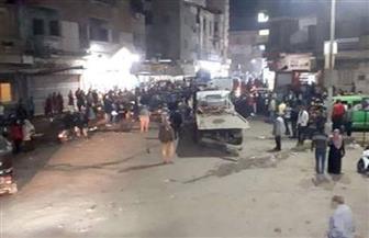 ضبط الطفل المسئول عن إصابة مواطنين بسيارة ميكروباص مملوكة لوالده