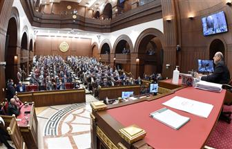 """""""لائحة الشيوخ"""" توافق على شرط إخطار """"النائب"""" لرئيس المجلس بسفره للخارج"""