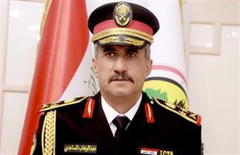 الفريق عبدالوهاب الساعدي رئيس جهاز مكافحة الإرهاب العراقي: الجيش المصري جيش عريق مشهود له بالكفاءة | صور
