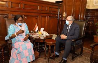 وبدأت ثمار زيارة الرئيس لجوبا.. اتفاق على إنشاء 3 مزارع مصرية بجنوب السودان