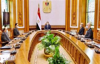 الرئيس السيسي يوجه بانتهاج مسار علمي للامتداد السكاني والعمراني ينهي حالة العشوائية