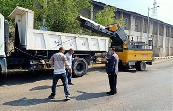 محافظ أسيوط: تنفيذ حملة للنظافة والتجميل بحيي شرق وغرب   صور