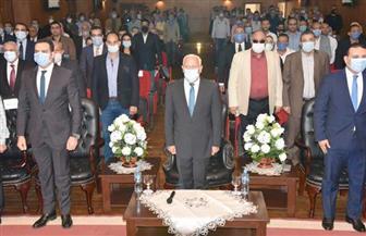 محافظ بورسعيد يفتتح لقاء إدارة الدول والمنظمات الإفريقية ووحدة الكوميسا | صور