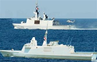القوات البحرية المصرية والفرنسية تنفذان تدريبا بنطاق الأسطول الشمالي بالبحر المتوسط