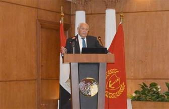 عادل الغضبان: بورسعيد قادرة على زيادة صادراتها إلى 15 مليار دولار سنويا | صور