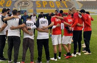منتخب مصر يستأنف تدريباته اليوم في رابع أيام المعسكر المفتوح