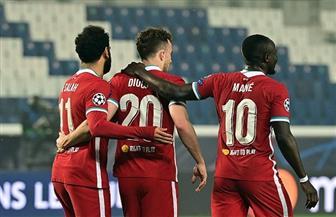 أسيست «صلاح».. «ماني» يسجل هدف ليفربول الرابع أمام أتالانتا