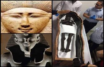 المتحف المصري الكبير يحصل على شهادتي الأيزو في نظامي البيئة والجودة | صور