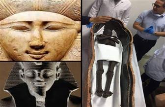«متحف الحضارة» مشروع قومي تتبناه الدولة وكنز يحوي معالم مصر التاريخية   صور