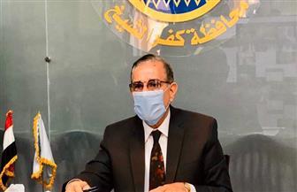 محافظ كفر الشيخ يسلم 24 عقد تقنين أراضي الدولة