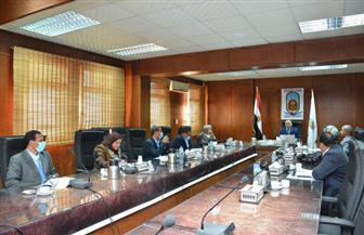 إعفاء طلاب حلايب وشلاتين من المصروفات الدراسية بجامعة الأقصر | صور