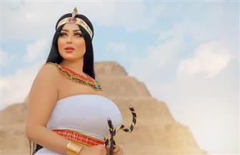 """محام بالنقض: سيشن """"فتاة سقارة"""" يسيء للحضارة والدولة المصرية"""