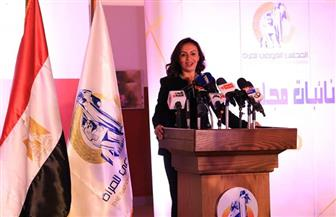 مايا مرسي: وجود امرأة في منصب وكيل مجلس الشيوخ كان حلما وتحقق  صور