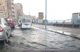 الأرصاد: تكاثر السحب وأمطار غزيرة على مطروح والإسكندرية ومدن القناة