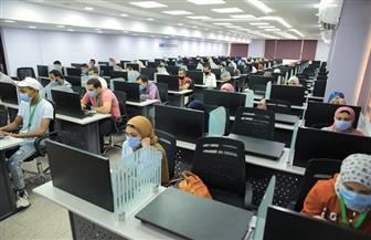 """التنظيم والإدارة يقيم أكثر من 9 آلاف متقدم لشغل وظائف بـ""""سكك حديد مصر""""  صور"""