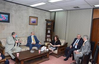 نائب وزير الاقتصاد الروماني: مصر شريك استراتيجي بالمنطقة