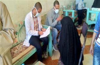 جامعة جنوب الوادي تنظيم قافلة طبية بقرية السمطا
