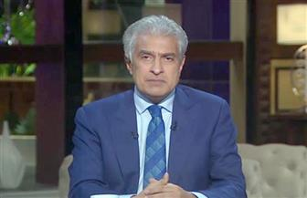 وائل الإبراشي: أتمنى أن نتخلص من كل ما يحض على الكراهية والعنصرية