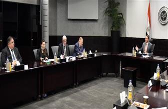 رئيس الهيئة العامة للاستثمار يلتقي أعضاء الاتحاد المصري لجمعيات المستثمرين | صور