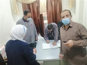 إحالة 285 من العاملين بمستشفى قطور المركزي بالغربية إلى التحقيق | صور