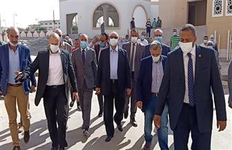 """محافظ القاهرة يتفقد مشروع """"معا"""" لإسكان العشوائيات   صور"""