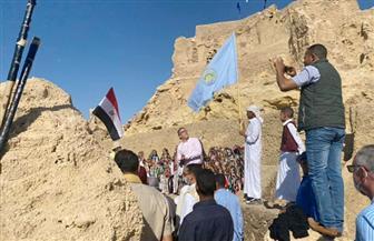 وزير السياحة والآثار: جزء كبير من كشف سقارة سيتم وضعه في المتحف المصري بالتحرير| صور