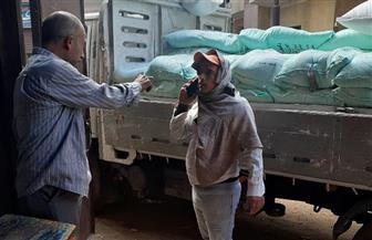 تحرير 199 قضية إتجار غير مشروع بالسلع التموينية في 3 أيام