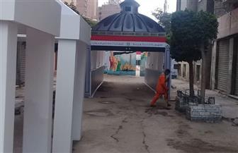 تجهيز ١٤ مقرا و٢٨ لجنة للانتخابات غدا في السيدة زينب والدرب الأحمر |صور