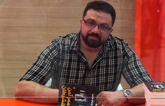 """وسام سعيد يوقع """"ممر آمن للشيطان"""" في معرض الشارقة الدولي للكتاب"""