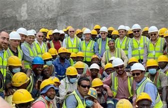 وزير الإسكان يتفقد مشروع إنشاء سد ومحطة جيوليوس نيريرى بتنزانيا   فيديو وصور