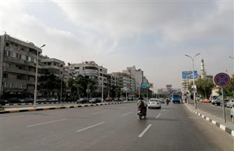 سيولة مرورية بمحاور وميادين القاهرة والجيزة