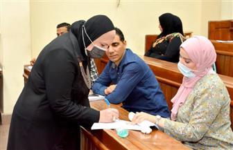 نيفين جامع: الانتخابات البرلمانية خطوة نحو استكمال التنمية الشاملة والمستدامة | صور
