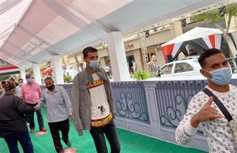 طوابير الناخبين تزين لجان انتخابات «النواب» بعابدين | صور وفيديو