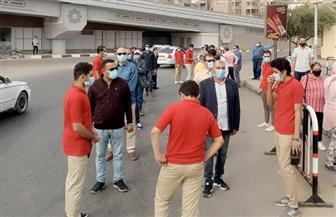 الأغاني الوطنية تزيد حماس المواطنين بلجان طبري الحجاز بمصر الجديدة | صور
